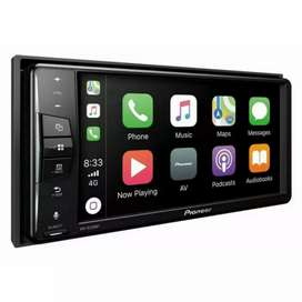 ZL 5150 BT Pioneer Tv mobil For Toyota 7 in lebar DVD Bluetooth tape