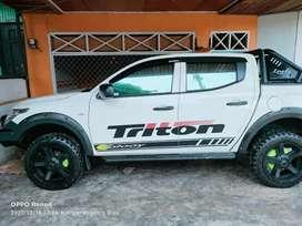 Triton HDX full Acesoris
