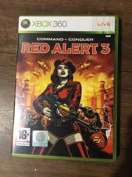 Brand new Red alert 3 for (XBOX 360) cgeaper price than amazon