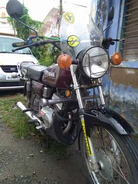 RX135 MILEAGE. 55-58ACCURATELY all original parts  Top speed... 130
