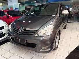 Toyota kijang Innova 2.5 G Diesel Automatic/At 2011 pajak baru
