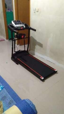 Treadmill elektrik 2 fungsi VERONA