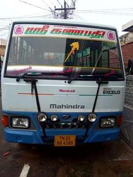 Mahindra tourist