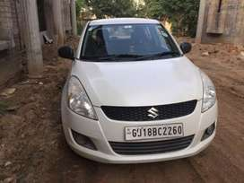 Swift Lxi Petrol+CNG - only 52000 km driven