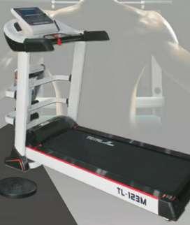 New Treadmill Semi Komersil TL 123M
