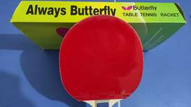 Butterfly table tennis rackets and balls