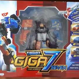 ROBOT TOBOT Giga Seven MURAH