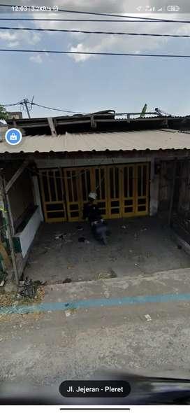 Disewakan Kios Pinggir Jalan Raya Jejeran Pleret