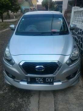 Datsun Go Silver