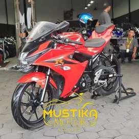 Suzuki GSX R 2018 Red Ferrary Plat N Asli-Dp1.8jt Murah Se Olx Mustika