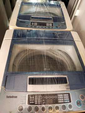 with 5 year warranty LG top load fully automatic washing  machine