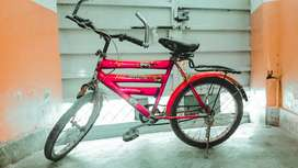 Bicycle for 14 to 15 Year old person Triple frame Everything working