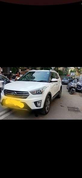 Hyundai Creta 1.6 SX Automatic, 2018, Petrol