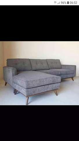 Sofa retro L selonjor