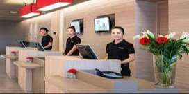 Urgent Requirement for Front Office in 5 Star Hotels