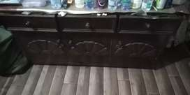 Dressing Table And ShowCase