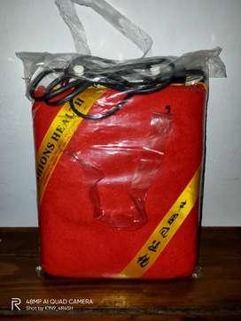 Bantal panas terapi kesehatan dengan ramuan obat tradisional tiongkok