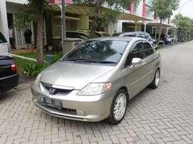 Honda City Idsi 2005 At