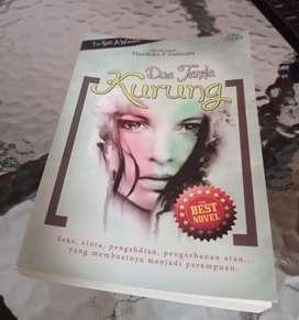 novel dua tanda kurung.  pengarang: Handoko F. Zainsam.
