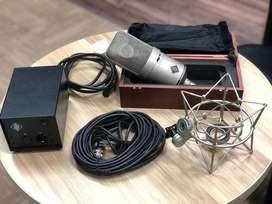 Neumann M149 Multi-Pattern Tube Microphone