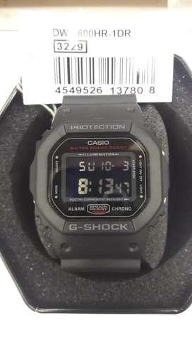 G shock DW-5600HR-1DR