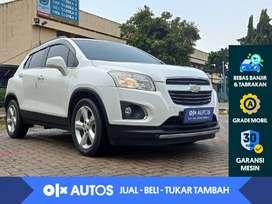 [OLX Autos] Chevrolet Trax 1.4 Turbo LTZ  A/T 2016 Putih Metalik