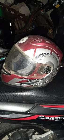 Helm Full Face Ori Yamaha