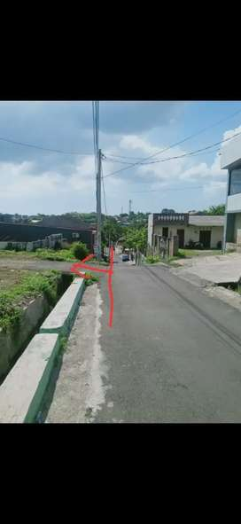 Tanah Murah dijual di tembalang Semarang strategis dekat unimus