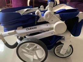 Stroller cocolatte quintas N121 blue