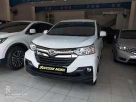 Daihatsu Xenia Type R Sporty (1.3cc) Thn.2017 Putih Manual ISTIMEWA !!