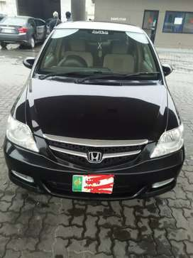 Honda City automatic in immaculate condition