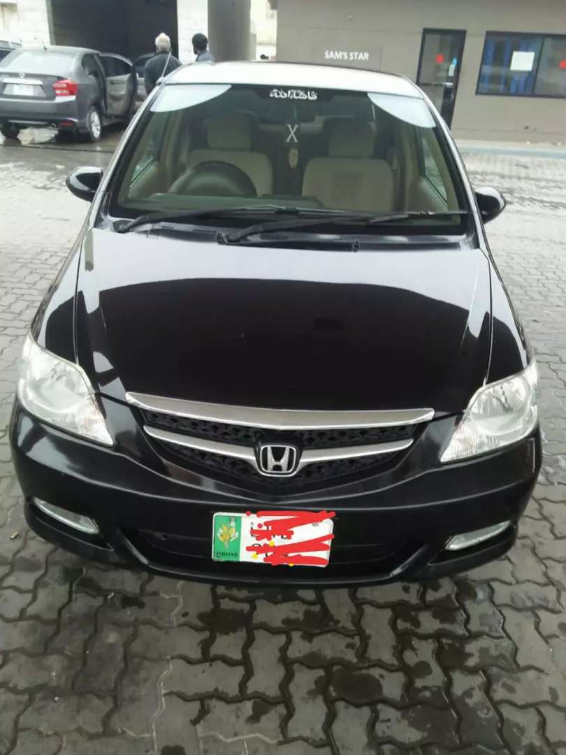 Honda City automatic in immaculate condition 0