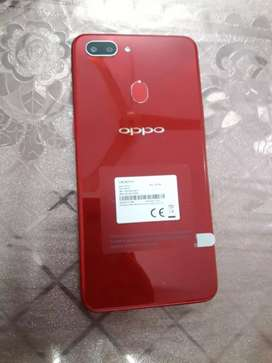 OPPO A5 WITH 5 MONTHS OF WARRANTY.