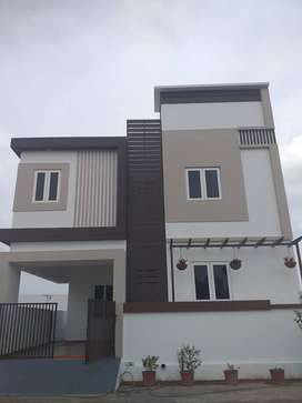 well planned villa for sale at north bang lore city