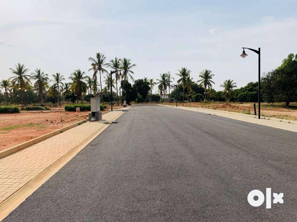 luxury plots for sale in century sports village