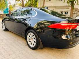 Jaguar XF 2018 Diesel Well Maintained