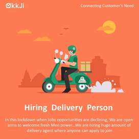 Urgent Need Delivery Person