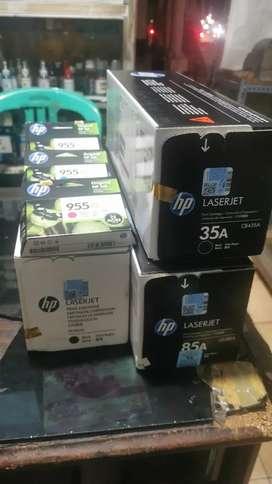 Toner tinta cartridge printer di beli dengan harga tinggi