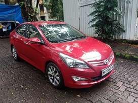 Hyundai Fluidic Verna 1.6 VTVT S (O), AT, 2015, Petrol