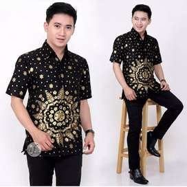 Baju motif matahari Mataram