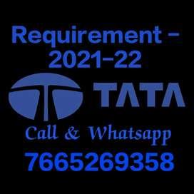 New job vacancy in automobiles company