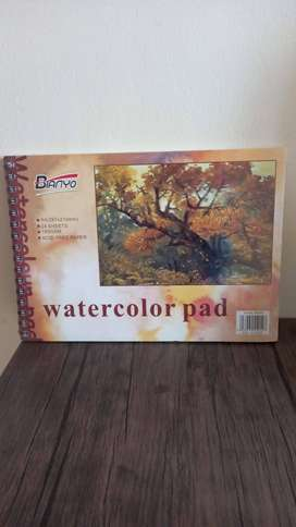 Buku Lukis Watercolor Pad A4