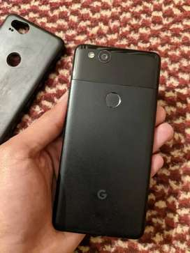Google pixel 2,128gb/4gb,with box and back cover..No fault