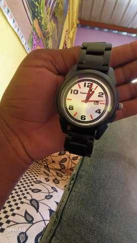 Mat black watch