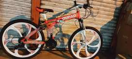 Sports bicycle availablei