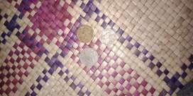 Di jual uang 50 rupiah sama 25 rupiah , 100 tahun 1971