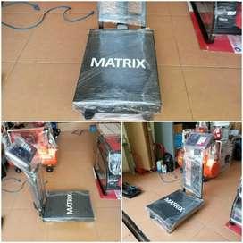 Timbangan Digital Matrix Model Terbaru 150kg /300kg  Harga Promo
