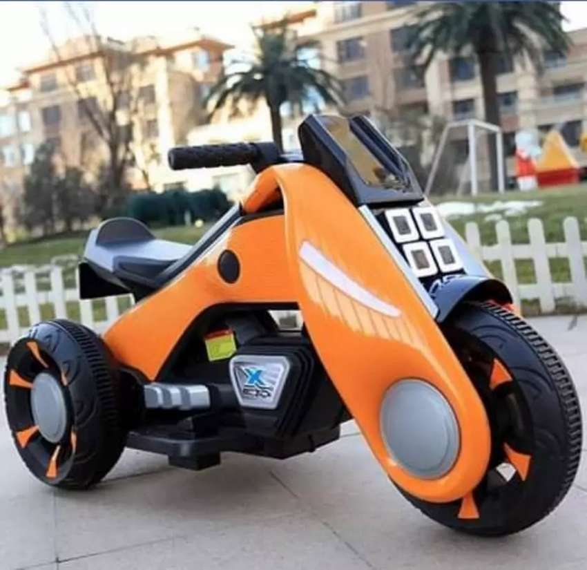 Kids Electric Smoke Bike 0