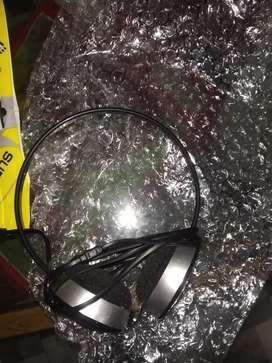 New Zaptin wired Headphone with 3.5 mm jack