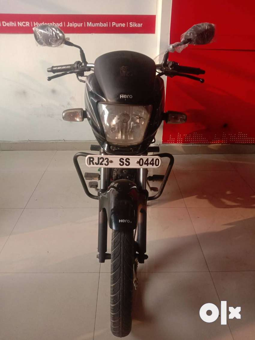 Good Condition Hero Passion ProTr with Warranty |  0440 Jaipur 0